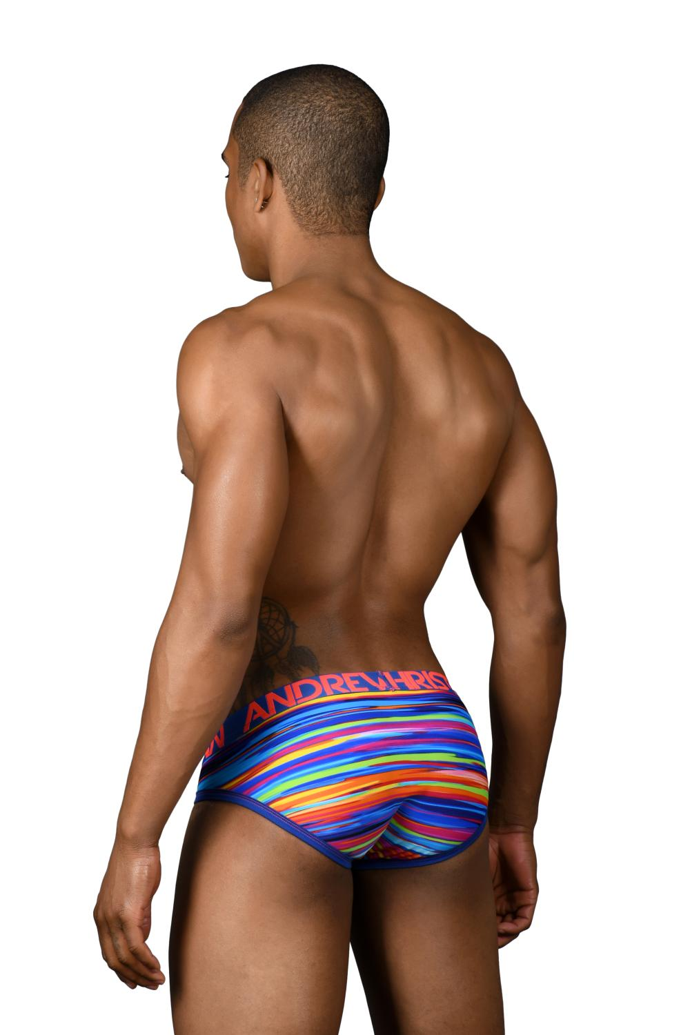 Spectrum Slipy ANDREW CHRISTIAN Almost Naked Spectrum Print5