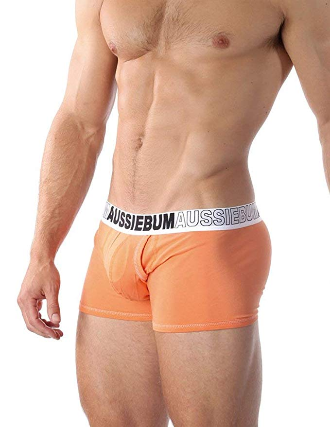 Boxerky AB EnlargeIT orange3