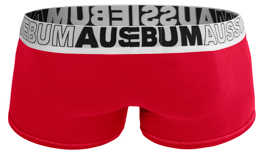Push-up Boxerky AussieBum s kapsou Enlarge IT Hipster cervena 3
