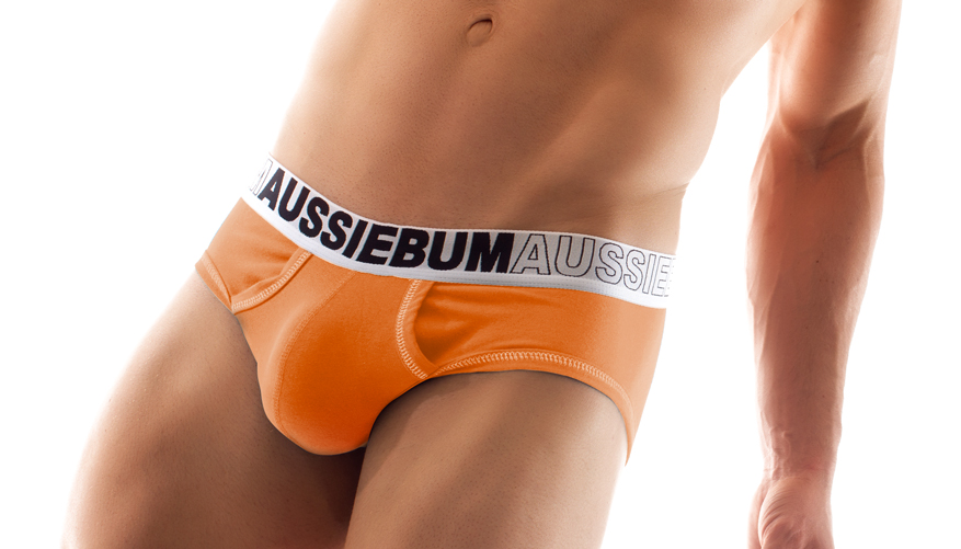 push-up-slipy-aussiebum-s-kapsou-enlarge-it-orange 3