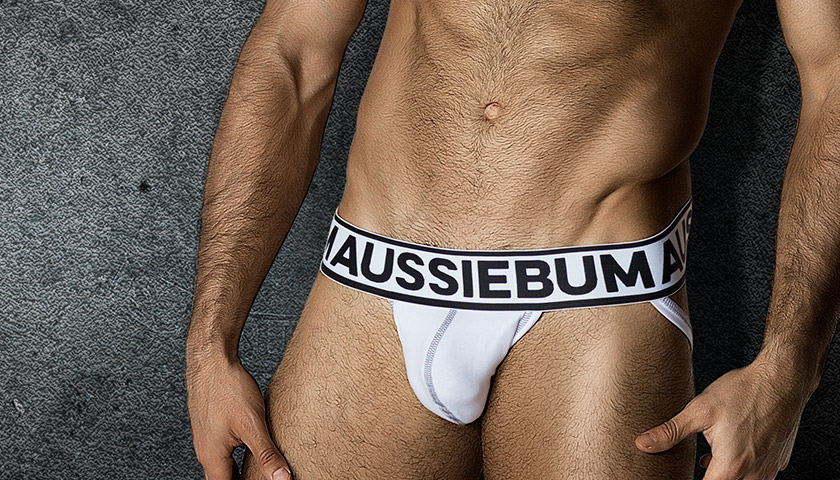 AussieBum FlashR black