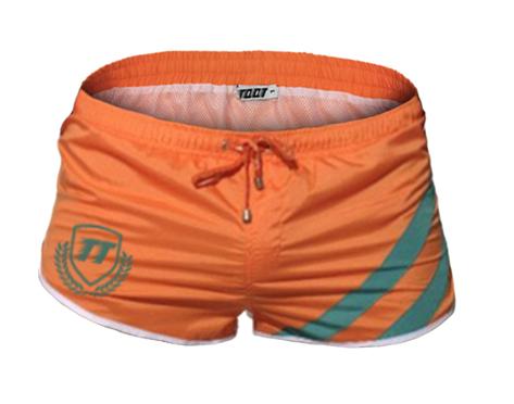 da75f5aee7 Pánské šortkové plavky 2018 TQQT - Tangerine - Ménage.cz