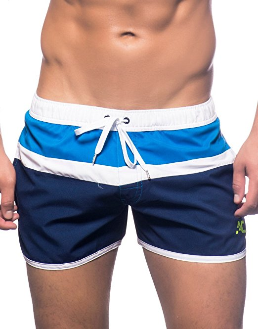 andrew-christian-sortkove-plavky-colony-swim-shorts-blue 2