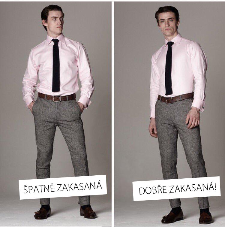 SHIRTPAL - Neviditelné pánské šle proti vykasávání košil 2ks - Ménage.cz 202845c5e27