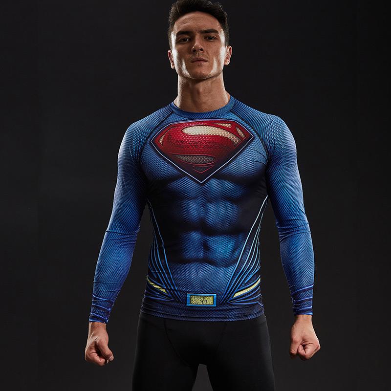 coolmax-kompresni-triko-s-dlouhym-rukavem-superman-1