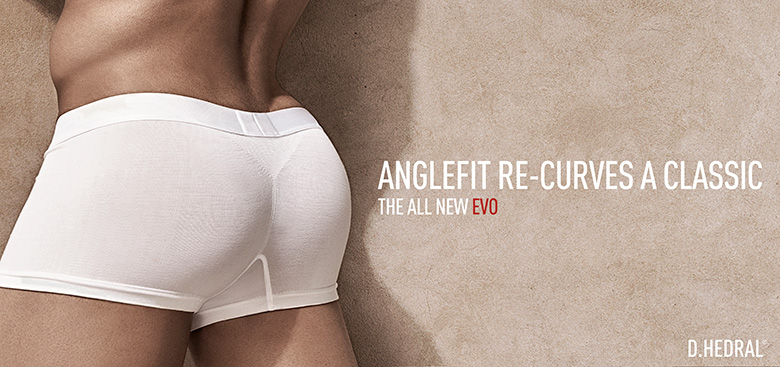 dhedral EVO Anglefit Boxerky 2
