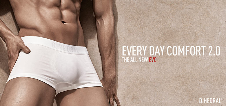 dhedral EVO Anglefit Boxerky 3
